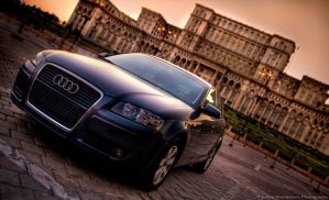 Audi A3 HDR by ScorpionEntity