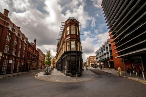 Rutland Street Exchange by daliscar