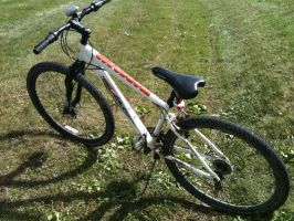 My Off Road Mountain Bike by AirJordanSwag