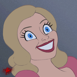 Living Ms. Perky animation by LuxBlack