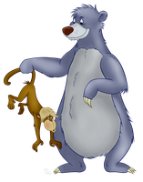 Baloo by SwanLullaby