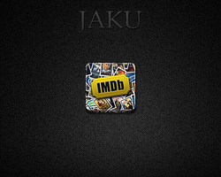 IMDb for Jaku iOS Theme by pedrocastro