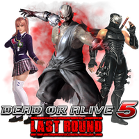 Dead Or Alive 5 Last Round by POOTERMAN