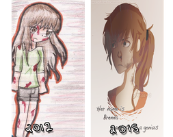 2012 - 2015 by MikuDraws
