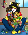Mommy's Boys - COL by sheenathehedgehog