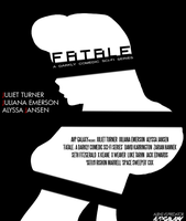 """Fatale: """"Cinematic"""" Poster by Space-Sweeper"""