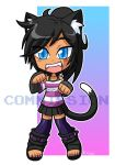 chibi Kahna is chibi for rocatr88 by rongs1234