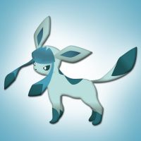Glaceon by acer-v