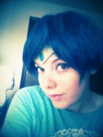 Sailor Mercury Tiara: Costest by R41NBOWirony