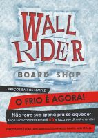 Wall Rider - The cold is now by grillobox