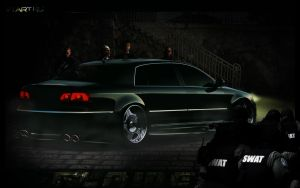 VW Phaeton VIP 2011 by Flameks