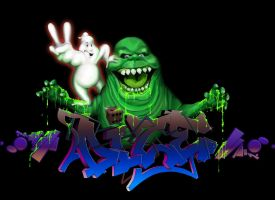 slimer by dyze