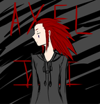 Axel VIII by SkunkCutie
