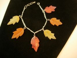 Autumn Spirit Bracelet by Poetic-Dragon