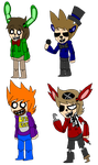 Five Nights at Tommy's -redo- by get-off-the-sexiness
