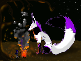 ''Lost in the Smoke'' by ForTheLoveOfWalrus