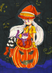 .: TheOC-pageantOfDA - Round 5 Halloween :. by Raika-chan