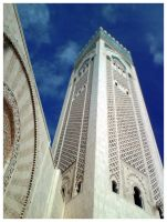 mosquee hassan II by maroiane