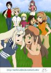 APH girls just wanna have fun by Naoko-andre