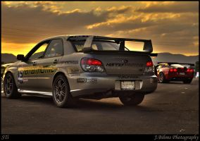Time Attack STi by yungstar