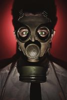 Jan Gasmask by stareater
