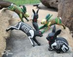 Rabbits of Inle ALL SOLD by Shadyufo
