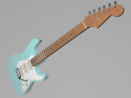 Concept 11 - The Retro Guitar by TomerM