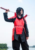 Cosplay Uchiha Madara 358 by NakagoinKuto