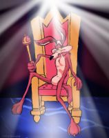 Egad 77 - Hail to the King by arsdraconis