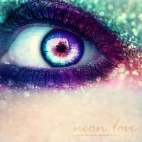 Neon Love - for xDearRachel by KnockMeOut