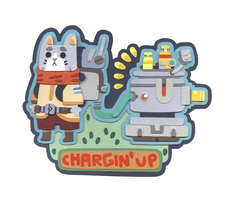 Chargin' Up by captainalec