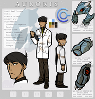 Auroris - Saul Tinamou by Jejunity