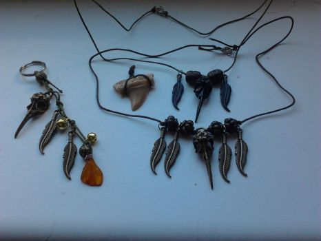 Burd Jewellery by Mysticom