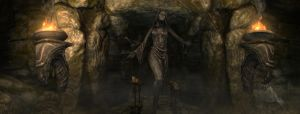 Shrine of Nocturnal by The-Brade