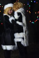 kh: together in the light by ramirei