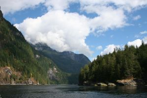 Princess Louisa Inlet Stock 12 by SimplyBackgrounds