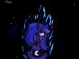 Luna's Resentment by PurplePassion3