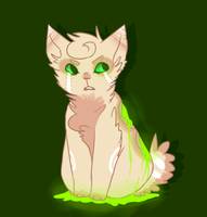 Toxic Cat Adopt [CLOSED] by PoisonousCloudAdopts