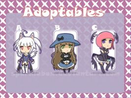 Adoptables #12 -CLOSED by sparklebox