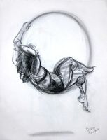 suspended life drawing nov '12 #2 by Di---Chan