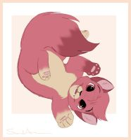 Kitty in Pink by Sariti