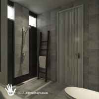 Baliness bathroom 2 by yoel-touch