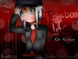 Anime Tomboy Swag ( Another Bored Project ) by aurorastar21