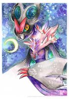 Noivern by Ashayx
