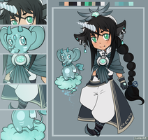 Adoptable _SOLD_+Ref Sheet by Miss-NoIdentity