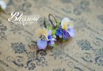 Little pansy by BlossomHandmade
