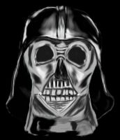Darth Skull by danebrown