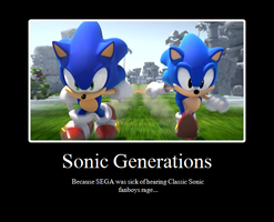 Sonic Generations Theory by WindyEchoes