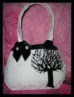 Spooky Duct Tape Purse by DuckTapeBandit