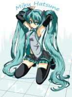 Another Miku Hatsune by Innocently-Creating